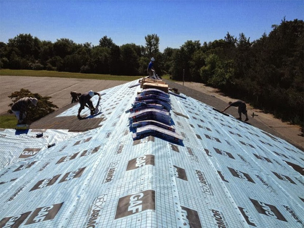 Commercial Roof Repair Plano, Texas