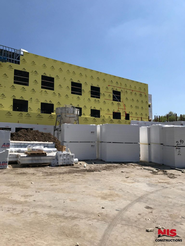 Adora Midtown – Commercial Roofing Dallas