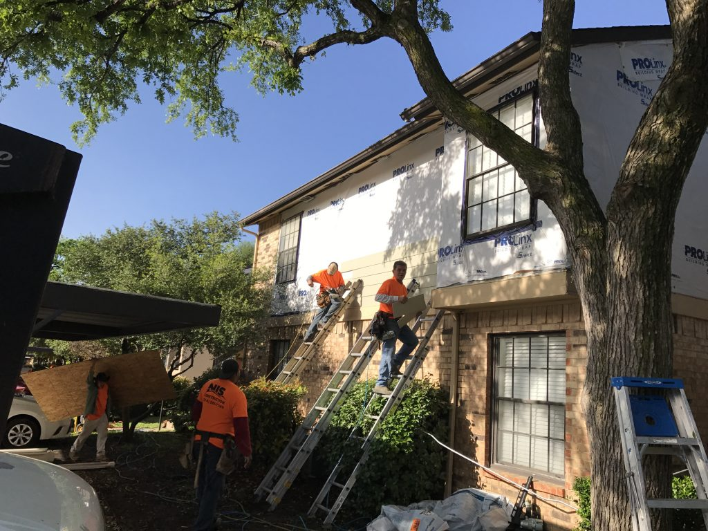 Bent Tree Multi Family Renovations In Addison Multifamily Contractors Multifamily
