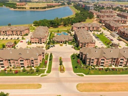 Cortland Waters Edge Renovations in Dallas, Texas