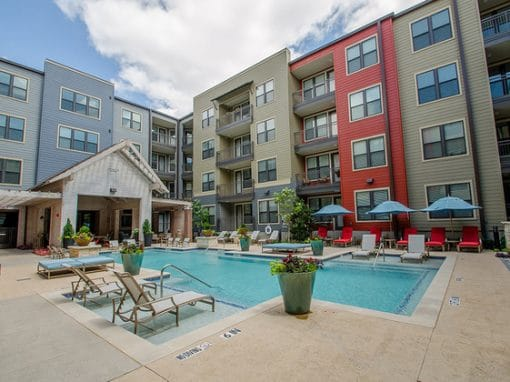 Junction 15 Apartment Renovations in Plano, Texas